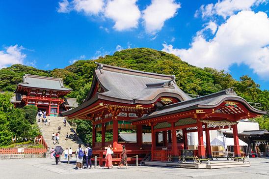 歴史的文化施設の写真