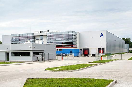 工場・物流施設の写真
